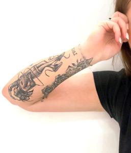 tatuaż tfw